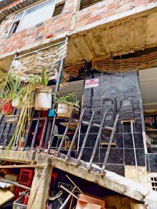 La mayoría de las invasiones que hay en Bucaramanga y el Área son producto de la piratería: lotear y vender a terceros sin ningún tipo de licencia ni estudios de suelo. /FOTO SILVIA MARGARITA MÉNDEZ MANOSALVA
