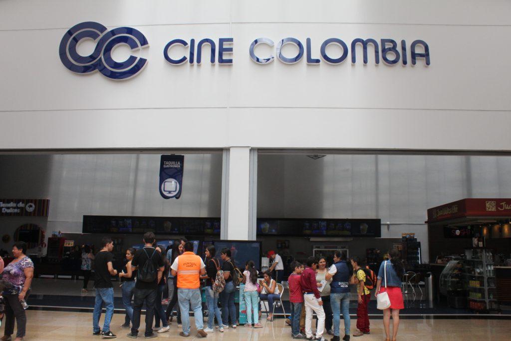 En el Cacique Centro Comercial fue el encuentro del Fics 2016. Las salas de Cine Colombia fueron las anfitrionas en esta oportunidad.