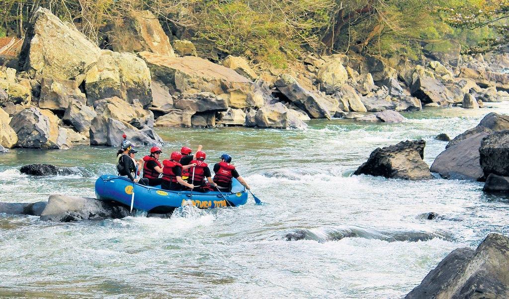 Dentro de las propuestas de la procuraduría General de la Nación, se contempla no utilizar el río para actividades deportivas hasta que no se contamine. / ARCHIVO PERIÓDICO 15