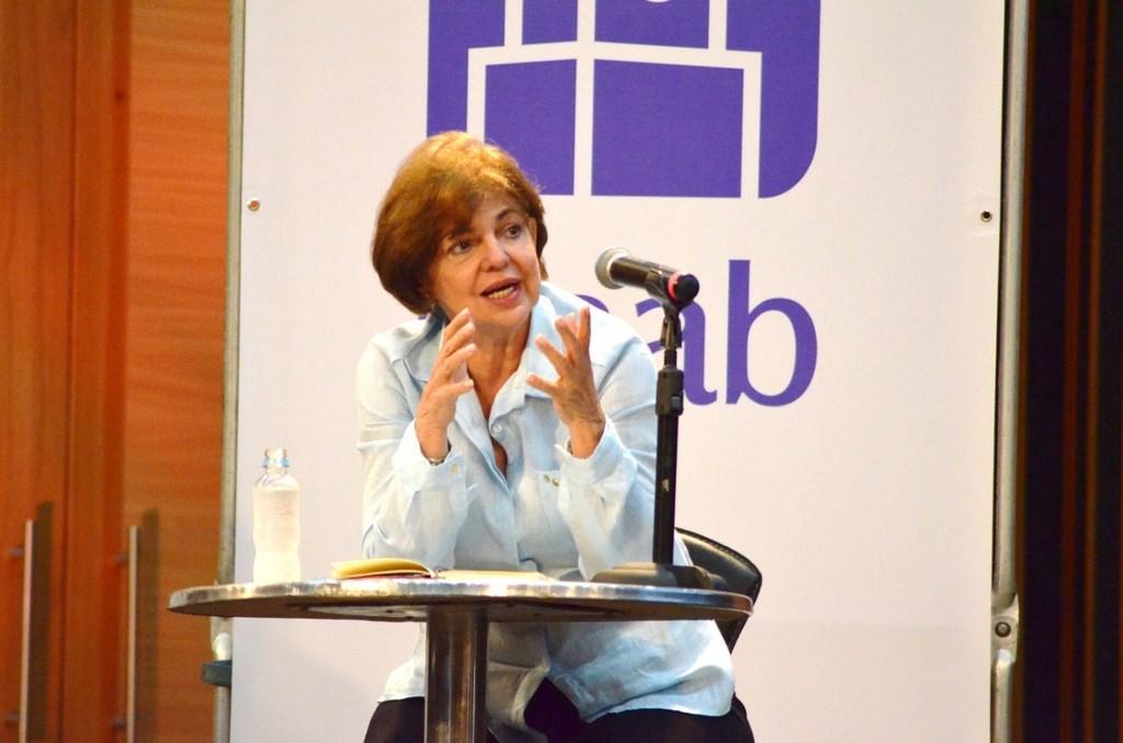 Arquitecta María Isabel Acevedo Serrano, miembro de la terna para la dirección del Área Metropolitana de Bucaramanga. /FOTO Jesús David Carrillo