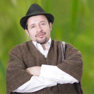 Roque Julio Vargas, más conocido como El Tocayo Vargas, es uno de los principales representantes de la música carranguera en el país. /FOTO SUMINISTRADA