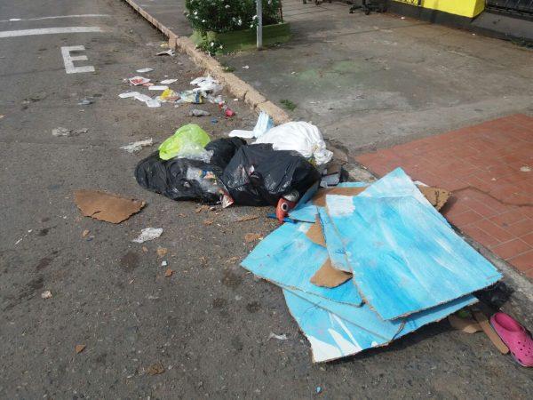 La población aún no practica la clasificación de los residuos en el hogar. /FOTO JESSICA TATIANA HERNÁNDEZ ESTRADA